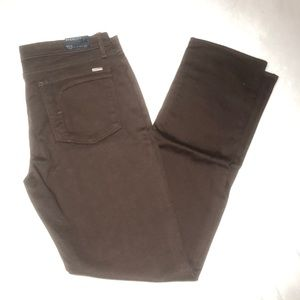 2/$40 Fidelity Denim Stevie in Espresso